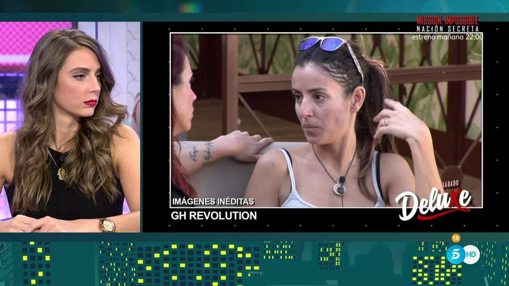 'GH Revolution' última hora: Petra se derrumba tras la visita de la novia de Cristian F
