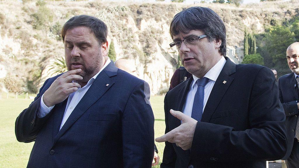 """Junqueras pide """"cuidar"""" la unidad para una independencia con voluntad de diálogo"""