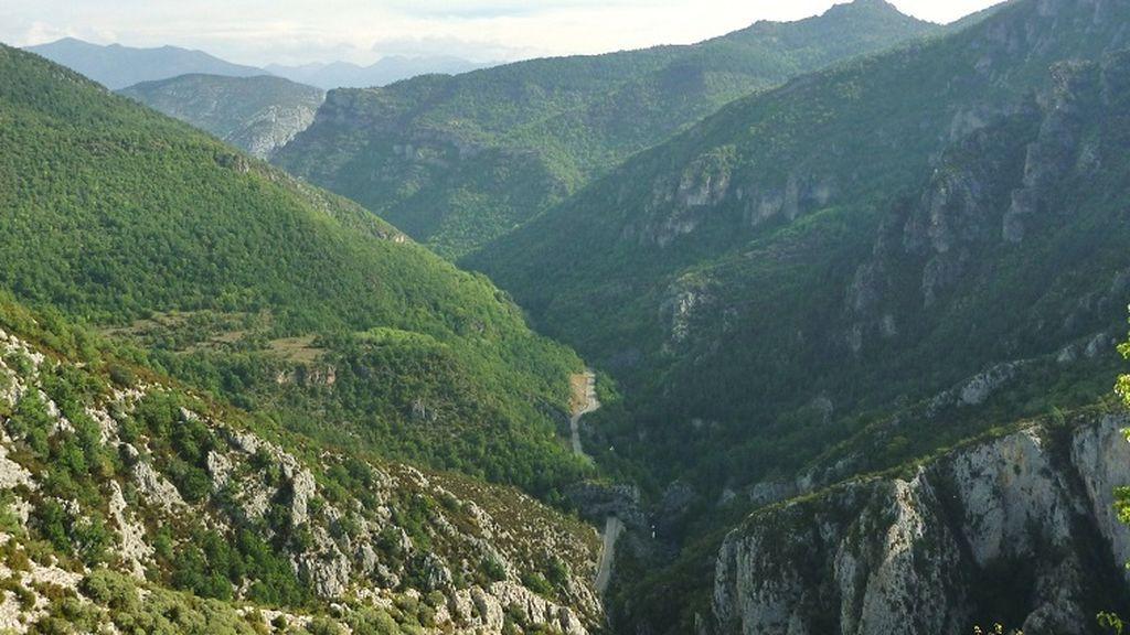 Muere un montañero tras sufrir una caída en el monasterio de Obarra