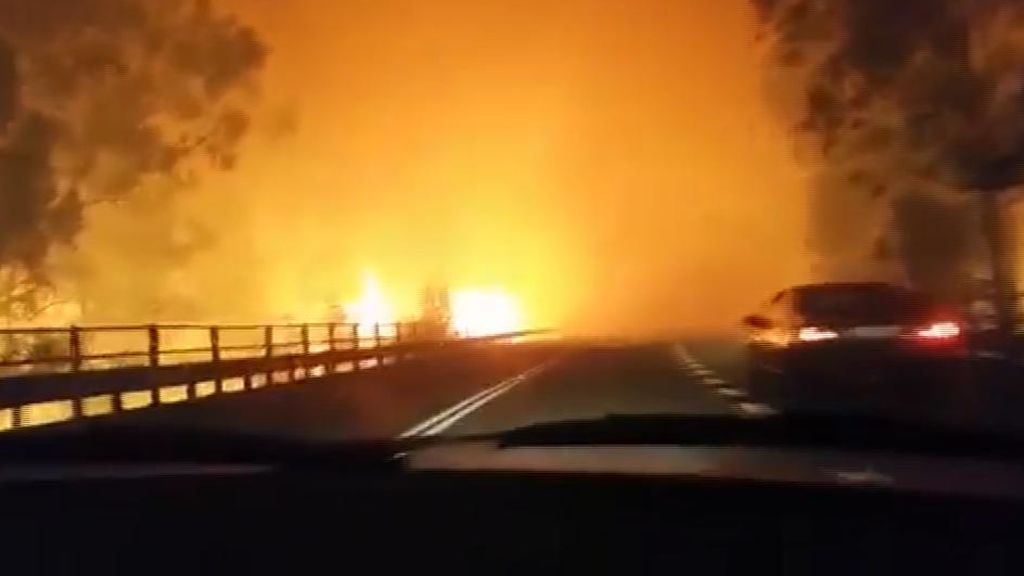 Arde Galicia: ¡Dios mío Yago, esto es un horror!