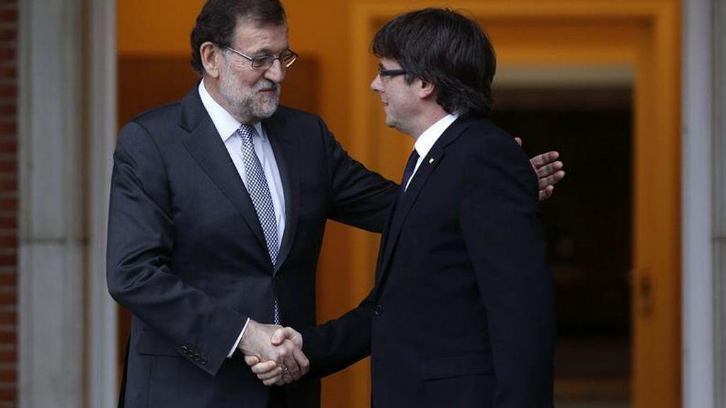 Puigdemont no contesta al requerimiento y Rajoy advierte de que ya ha comenzado el segundo plazo