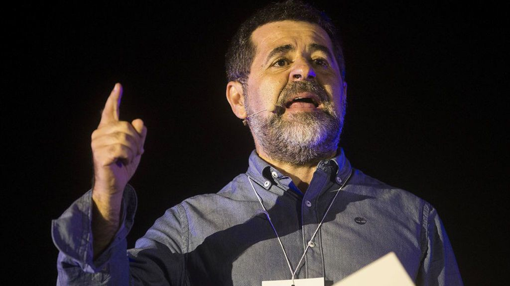 """Jordi Sànchez ve su encarcelación como un escándalo, """"una de las vergüenzas de Europa"""""""