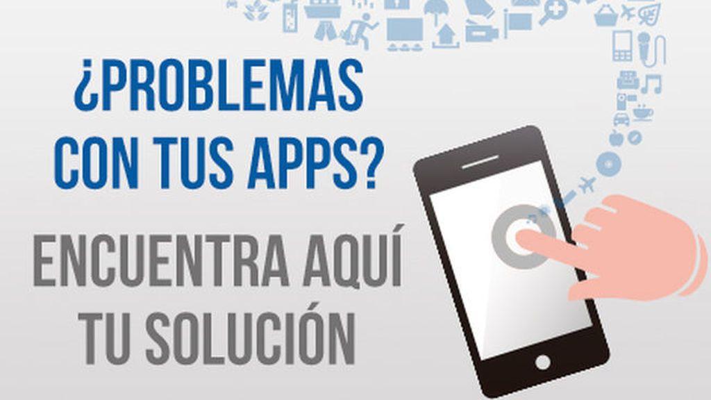 ¿Tienes problemas con alguna aplicación? ¡Tenemos la solución para ti!