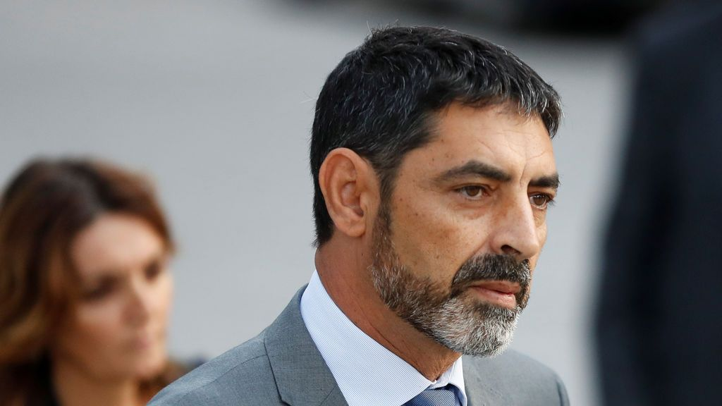 La Fiscalía pide prisión incondicional para Trapero por un supuesto delito de sedición