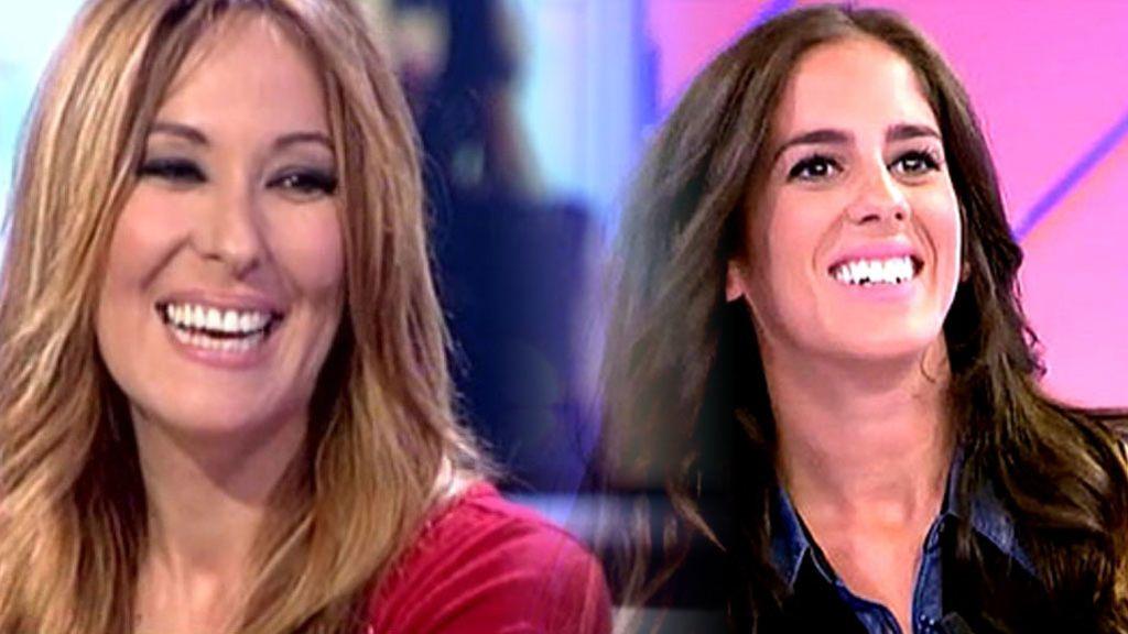 ¡Sobrinas 'forever'! El apoyo incondicional de Anabel Pantoja a Rosario Mohedano
