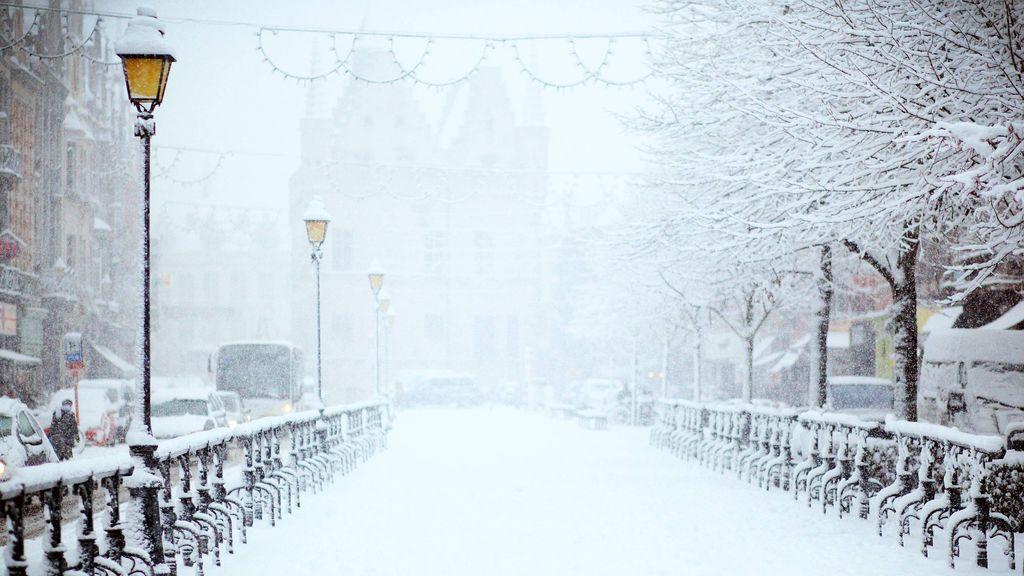 El vórtice polar podría dejarnos un invierno blanco