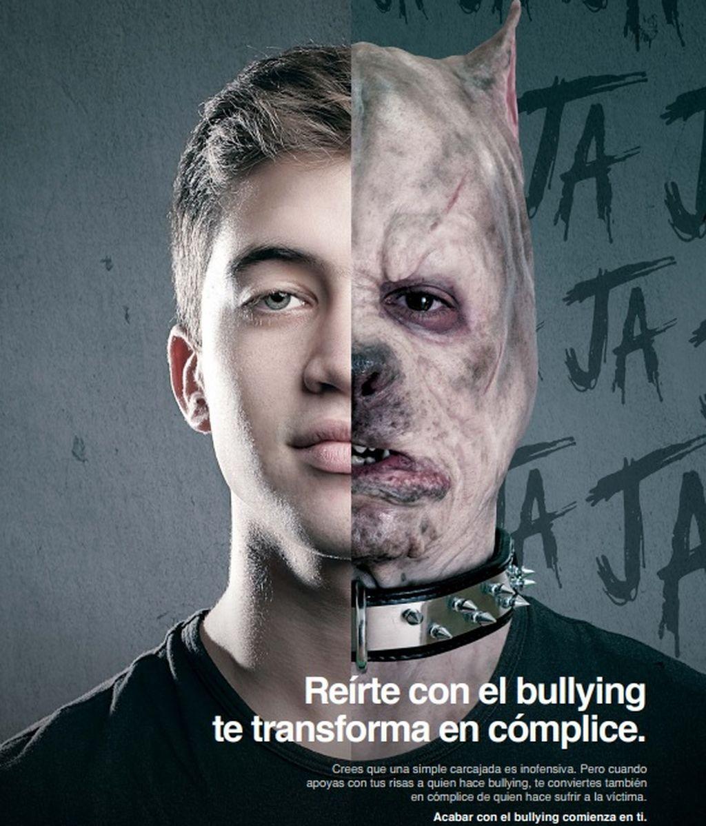 No Bullying Fundación Mutua Madrileña