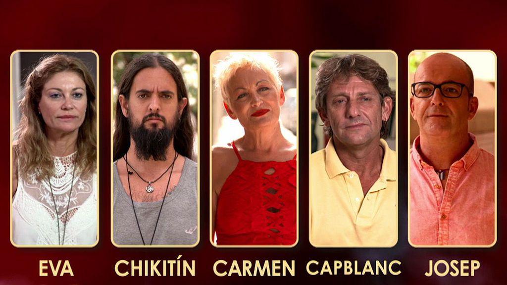 Conoce a los comensales: Cinco valencianos totalmente opuestos entre sí