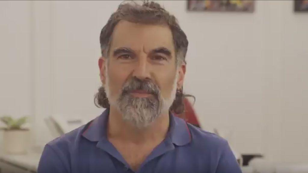 """Cuixart llama los ciudadanos a """"seguir trabajando de forma organizada"""" pese a su encarcelamiento"""