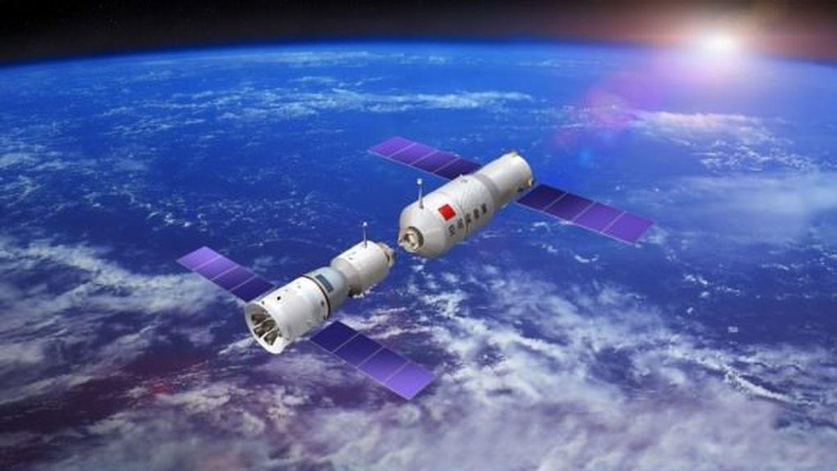 Funcionarios no saben dónde impactará la estación espacial china que caerá a la Tierra