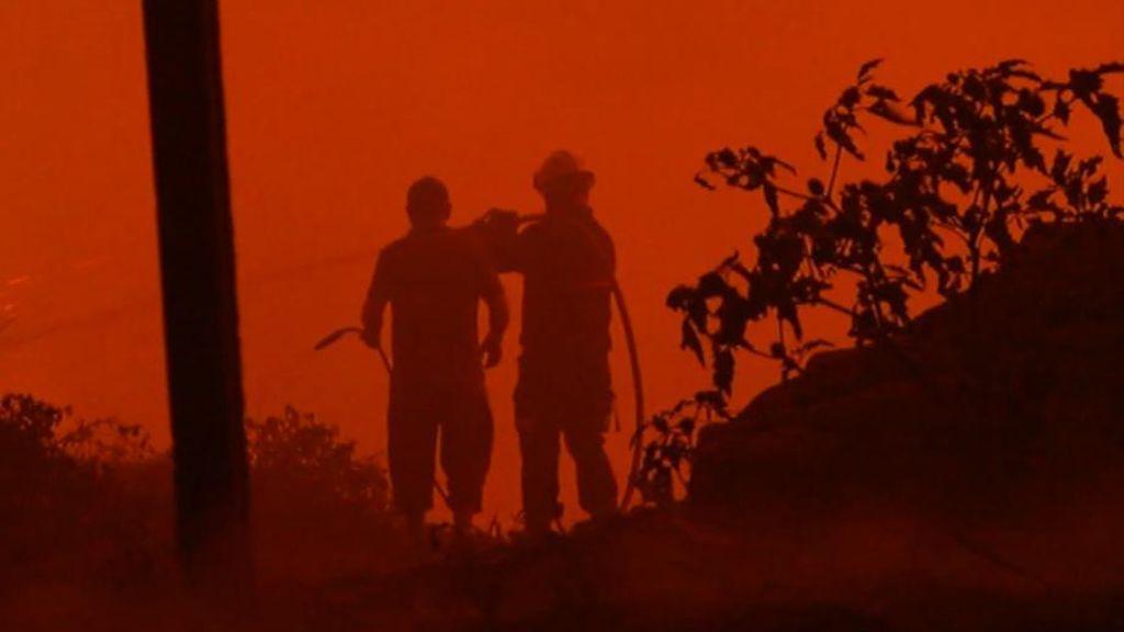 La investigación de los incendios en Galicia