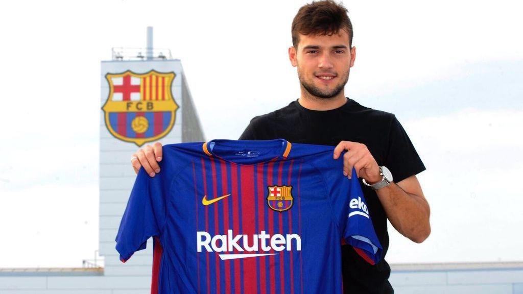 Un 'madridista' controla los pasos de la nueva estrella del Barça