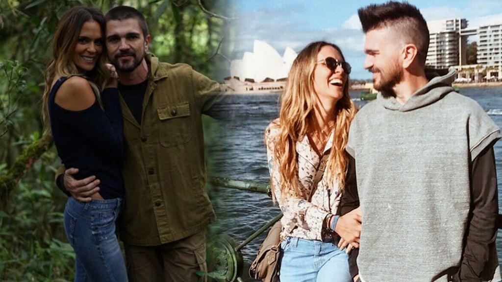 Descubrimos a la mujer que hace que Juanes se ponga romántico desde hace 14 años