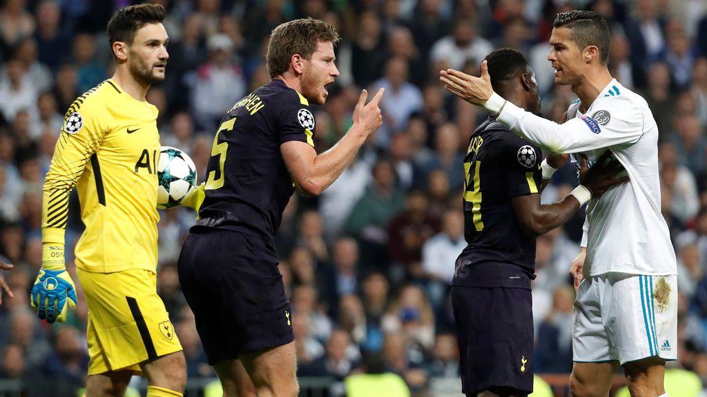 El Madrid no puede con el Tottenham de Pochettino y empata en el Bernabéu (1-1)