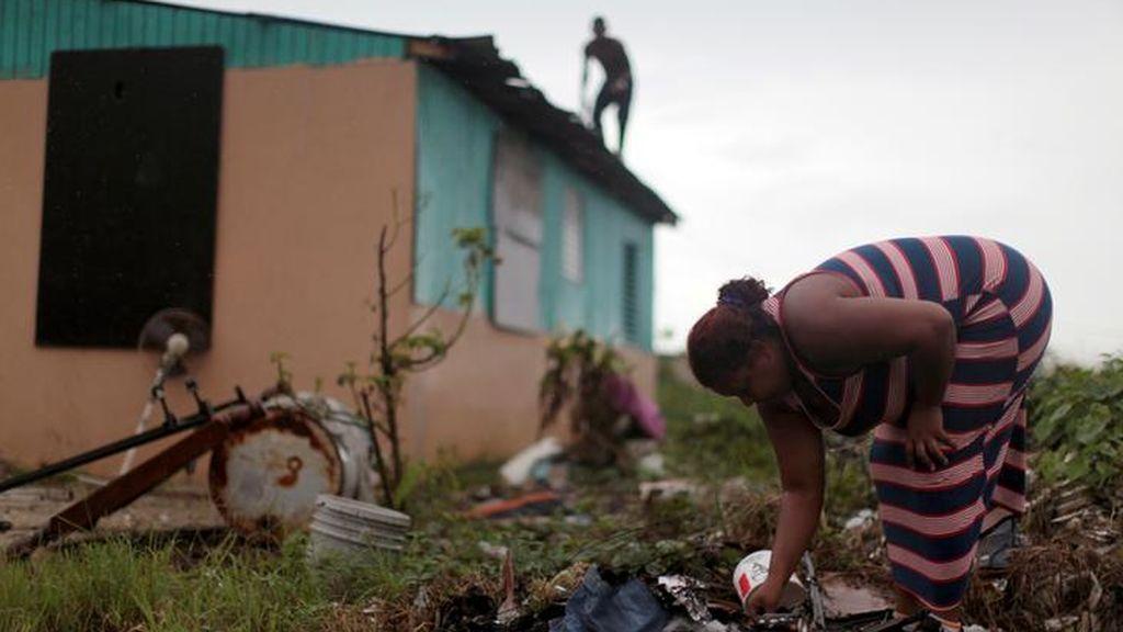 Puerto Rico sigue recuperándose tras la devastación del huracán María