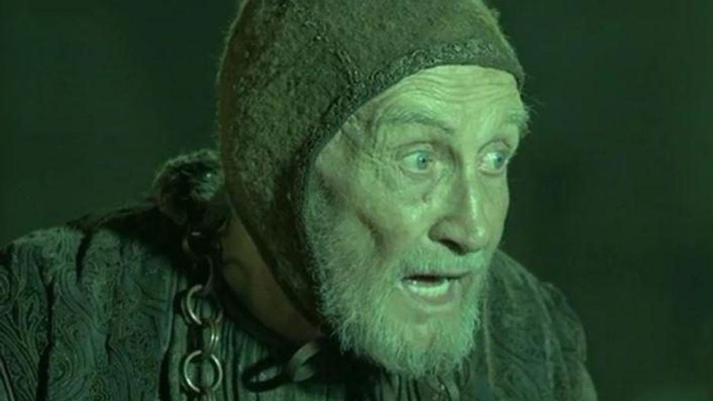 Muere Roy Dotrice, el actor más longevo de 'Juego de Tronos'