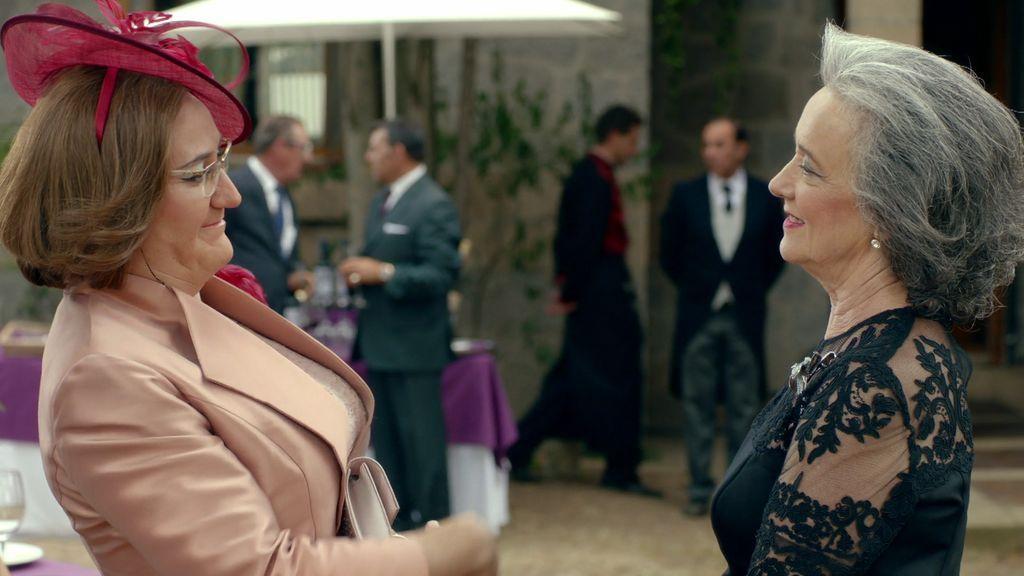"""La madre de Carmen pone a Avelina contra las cuerdas: """"Tú no eres lo que pareces"""""""