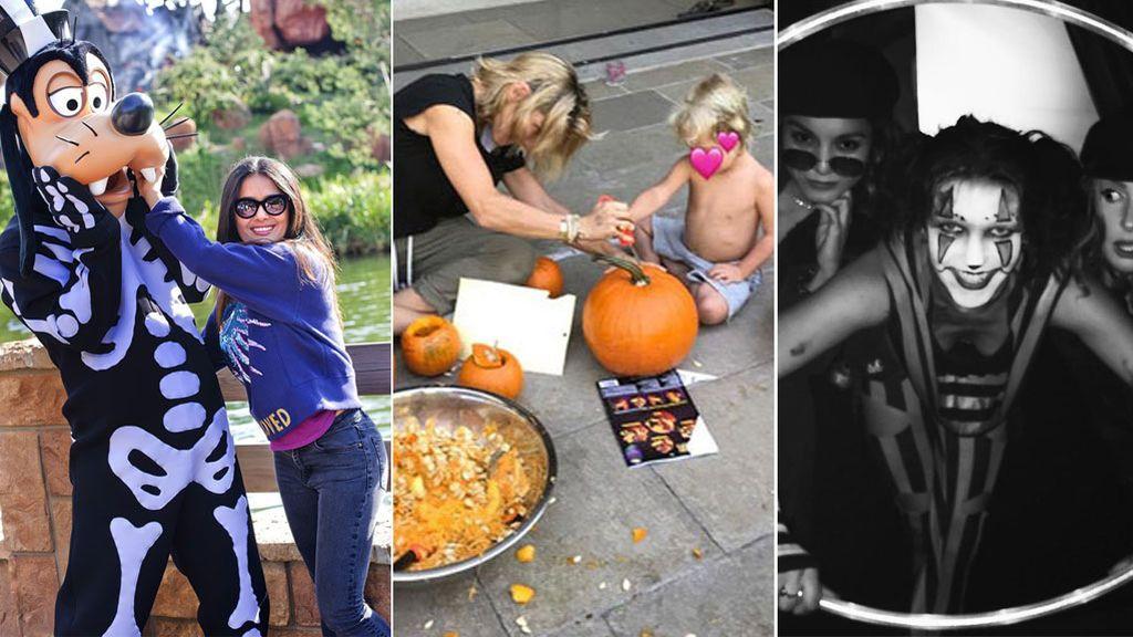 Elsa Pataky, Selena Gómez, Kendall Jenner... ¿Cómo celebran el pre - Halloween el 'mundo celebrity'?