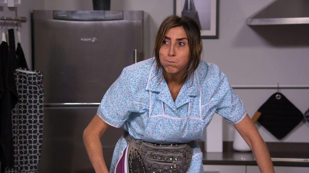 La Chusa le roba el ADN a Bruno… ¡y se queda embarazada!