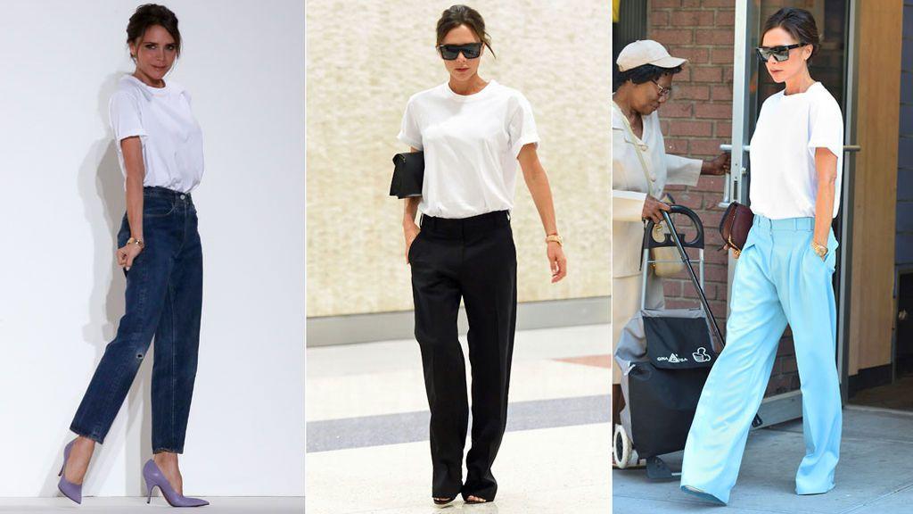 Victoria Beckahm lo sabe todo sobre la camiseta blanca: ¿existe la versión perfecta?