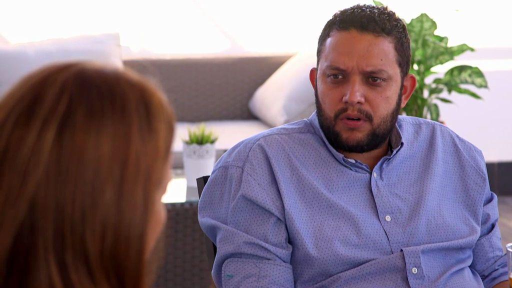 """Julio le da la noticia a su madre: """"El año que viene, quiero tener un hijo"""""""