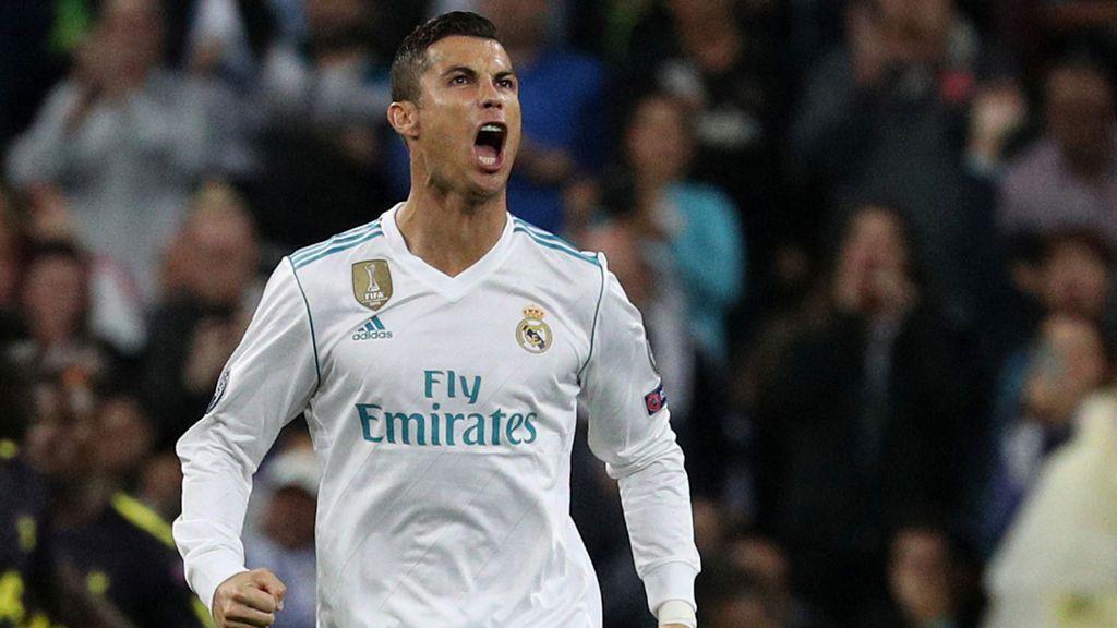 ¡El Cristiano más patriótico… de la Champions! Así cantaba el himno de la máxima competición antes del partido