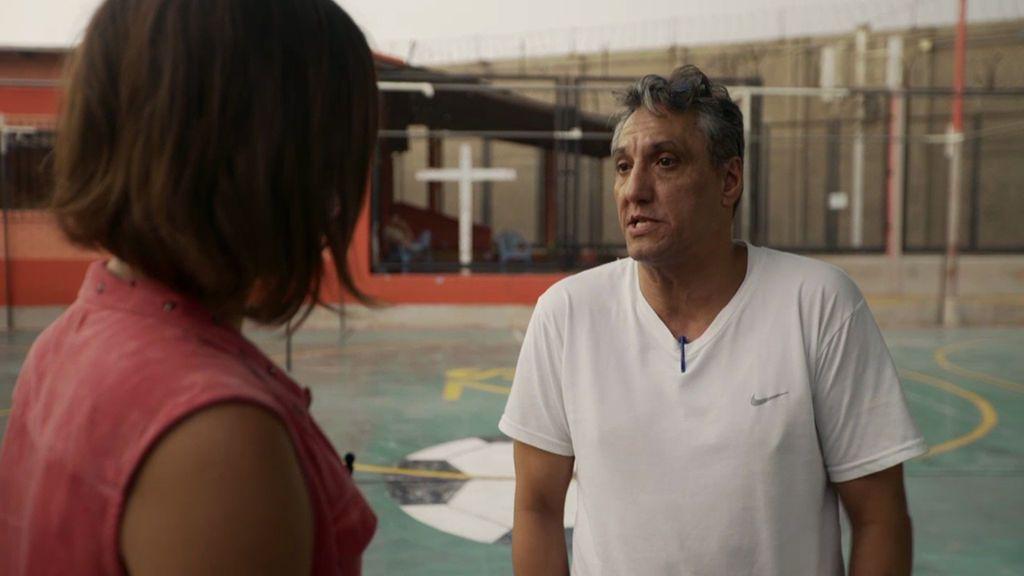 """""""Lo peor que te puede pasar en una cárcel peruana es ponerte enfermo"""""""