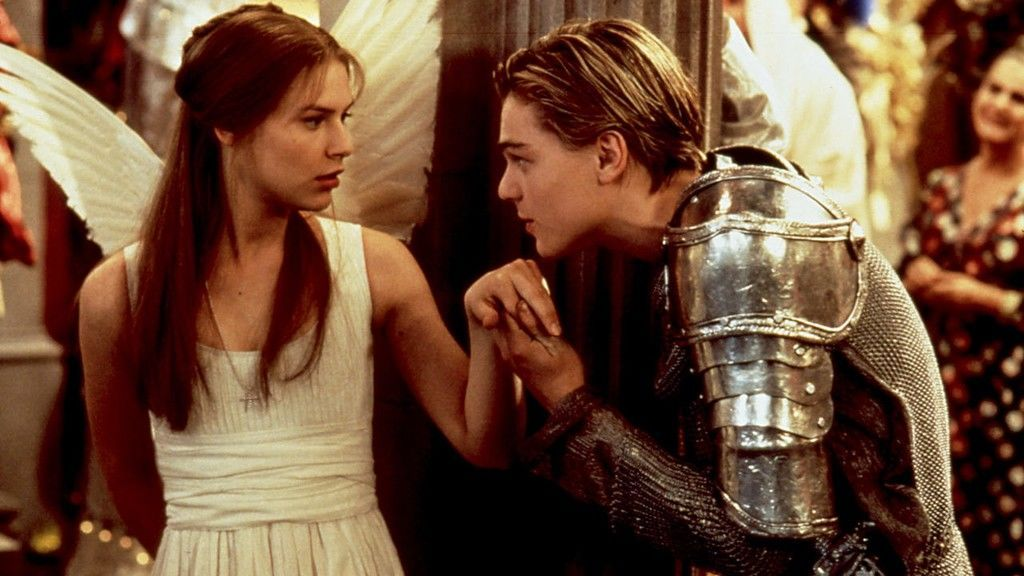 Leonardo DiCaprio y Claire Danes
