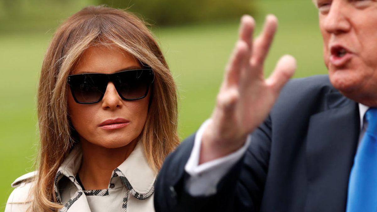La teoría de la falsa Melania Trump hace arder las redes