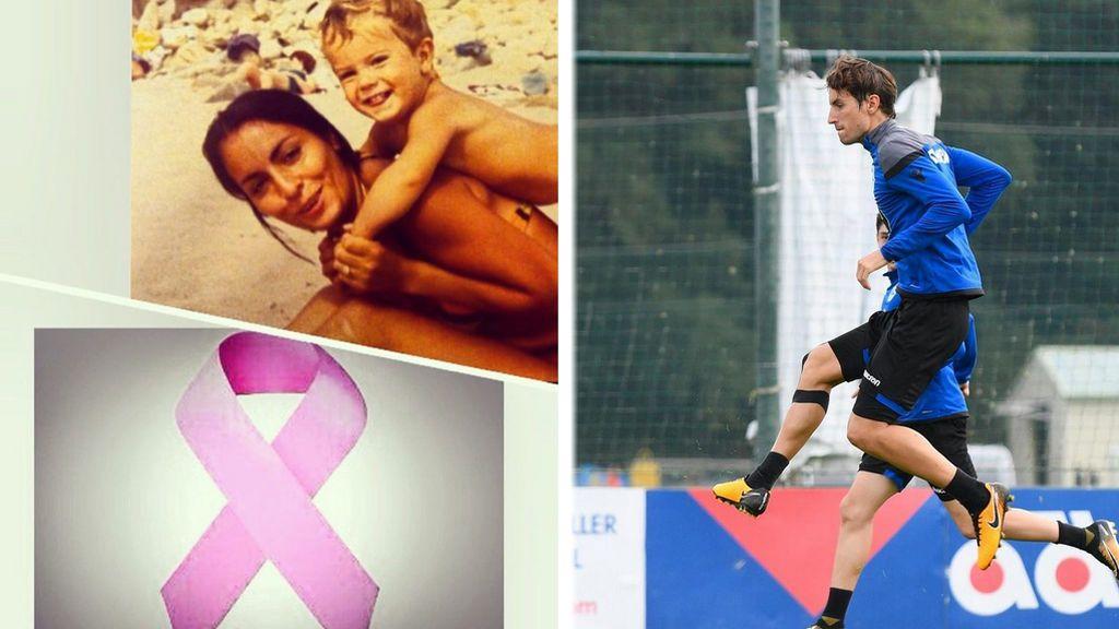 """Pedro Mosquera perdió a su madre y hoy envía este conmovedor mensaje a todas las """"valientes"""" que luchan contra el cáncer de mama"""