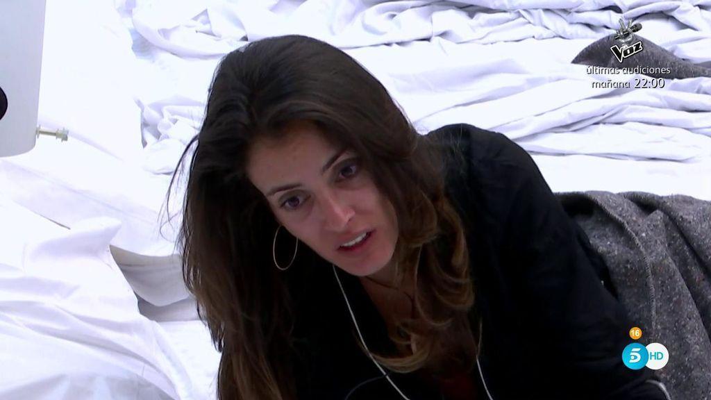 """Petra: """"Me voy a distanciar de Cristian porque es mejor para mi salud mental"""""""