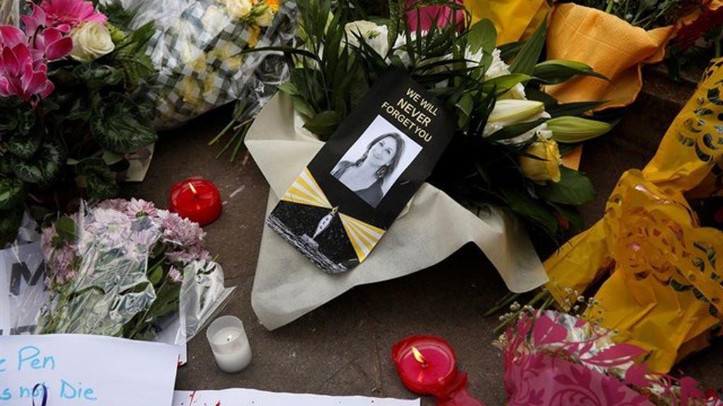 La bomba que mató a la periodista maltesa Caruana Galizia habría sido activada por control remoto