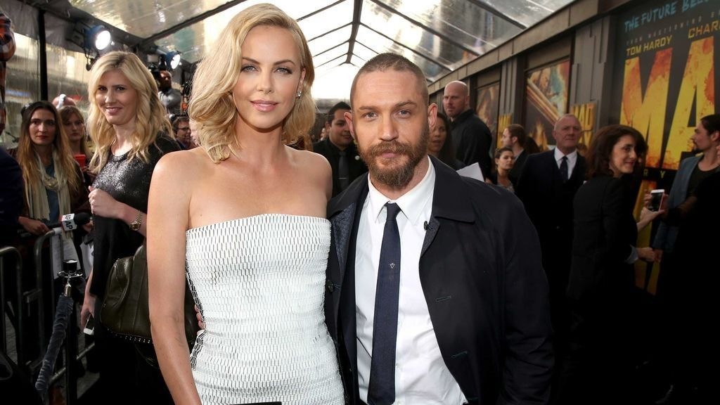 Charlize Theron y Tom Hardy