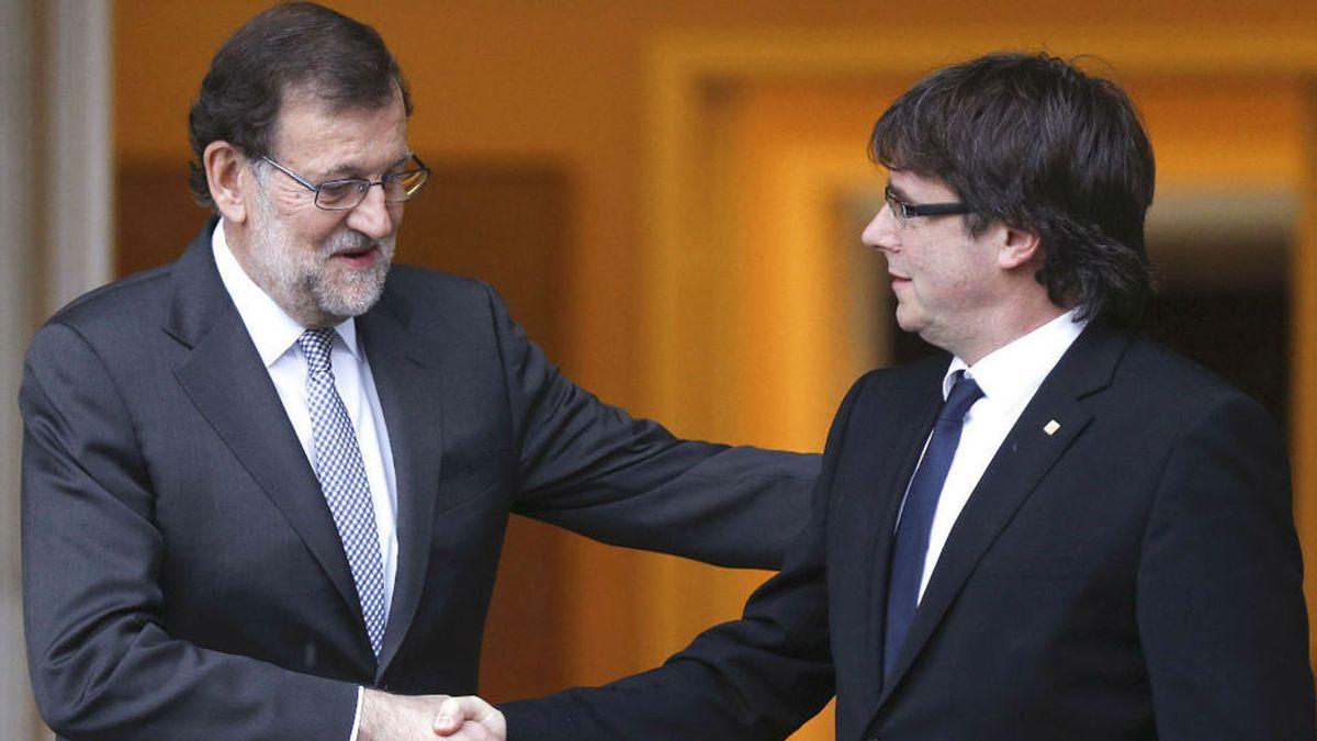 Al minuto: Puigdemont amenaza con votar la DUI y el Gobierno sigue adelante con el 155