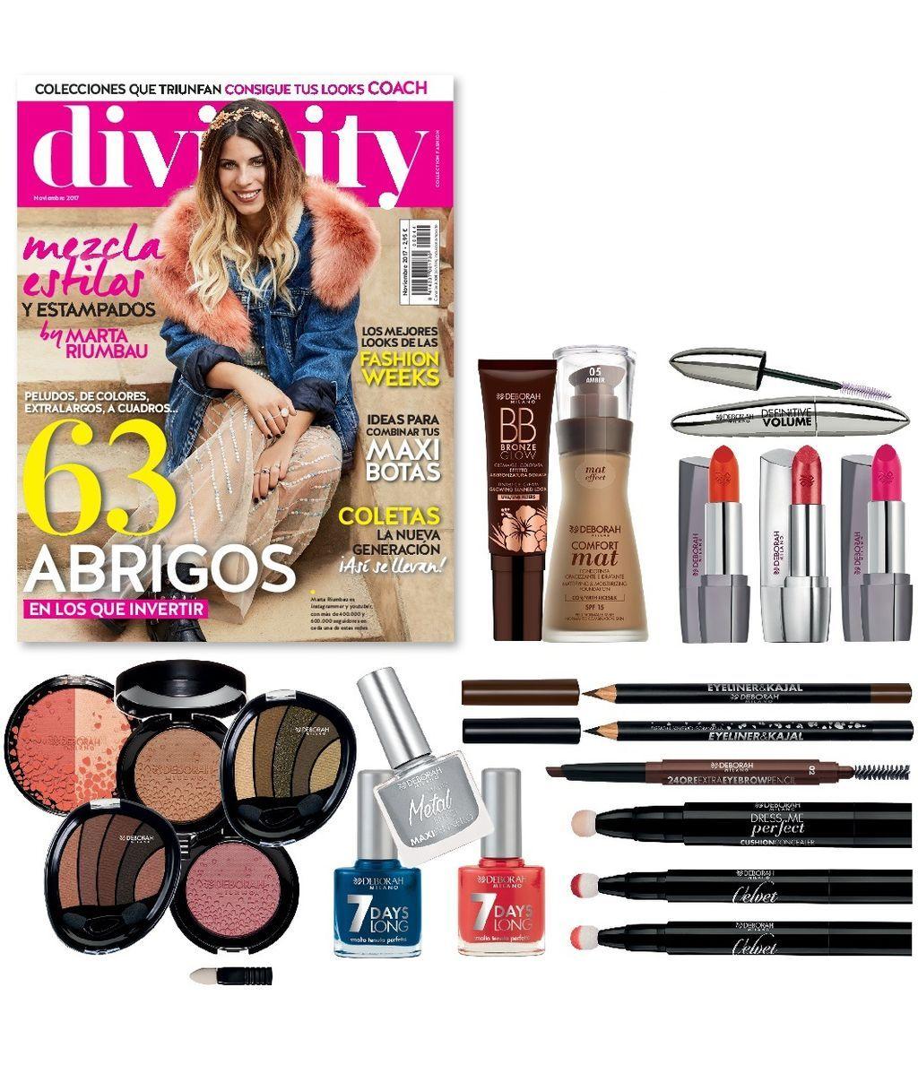 ¡Suscríbete a la Revista Divinity por solo 24€!