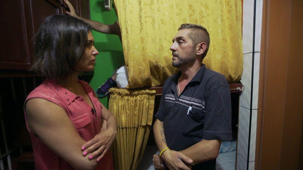 """Un compañero de prisión de Luis: """"Nos dijeron que le habían repatriado"""""""