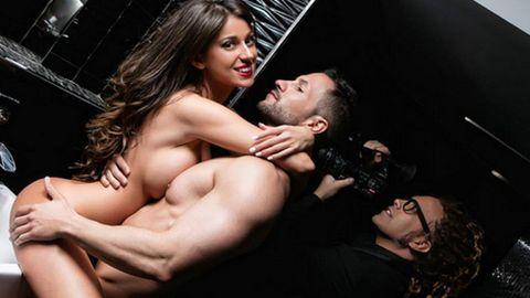 Simona De Gh 17 Posa Desnuda Junto A Su Novio Para Torito Mi