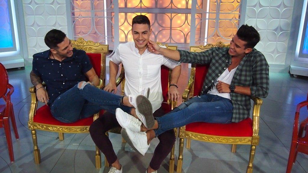 Yera, Iván y Joni: un tritrono con mucha fuerza