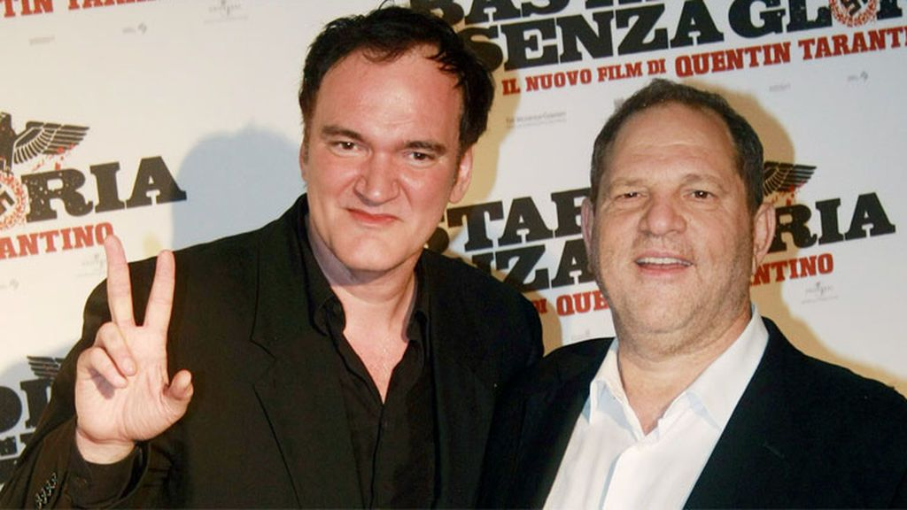 """Tarantino sobre el acoso de Weinstein a las actrices: """"Sabía lo suficiente como para hacer más de lo que hice"""""""