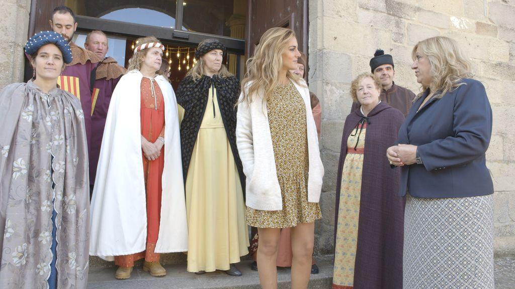 Imágenes de la segunda temporada del programa de Divinity 'Luce tu pueblo', presentado por Verónica Dulanto