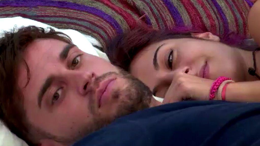 INÉDITO: Lo que nunca se vio del primer beso de Bea y Rodri en la casa de GH17 (3/3)