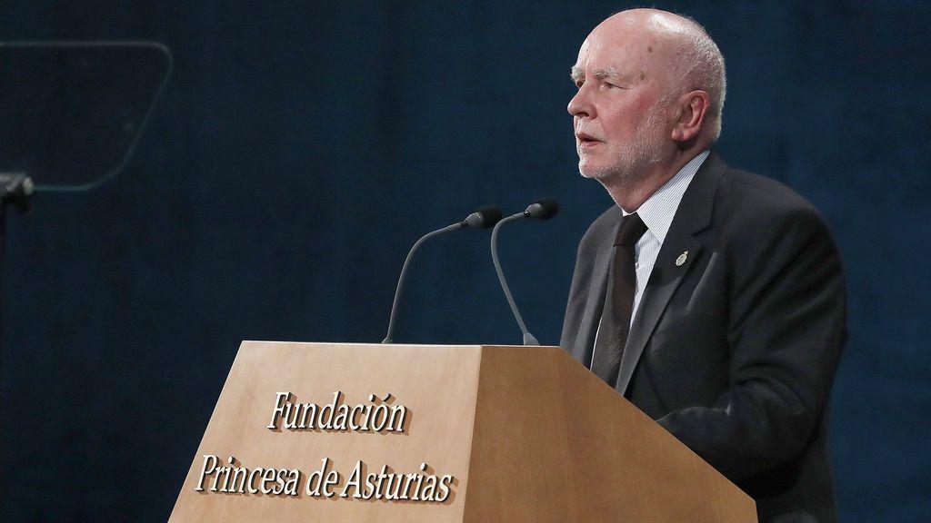 Adam Zagajewski, premio Princesa de Asturias de las Letras