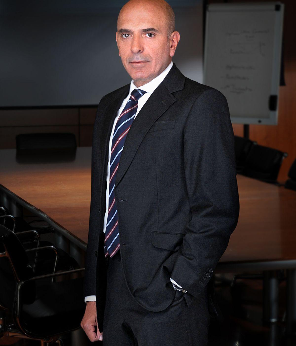 Massimo Musolino, director general de Gestión y Operaciones de Mediaset España