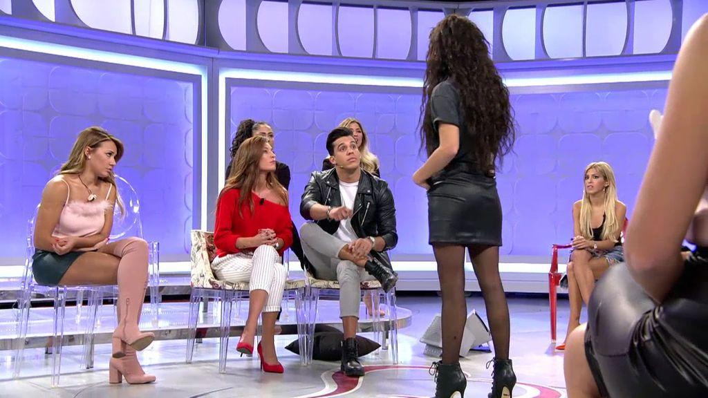"""Silvia 'veterana': """"La exnovia de Fabio me contó que Yera se veía con más chicas"""""""
