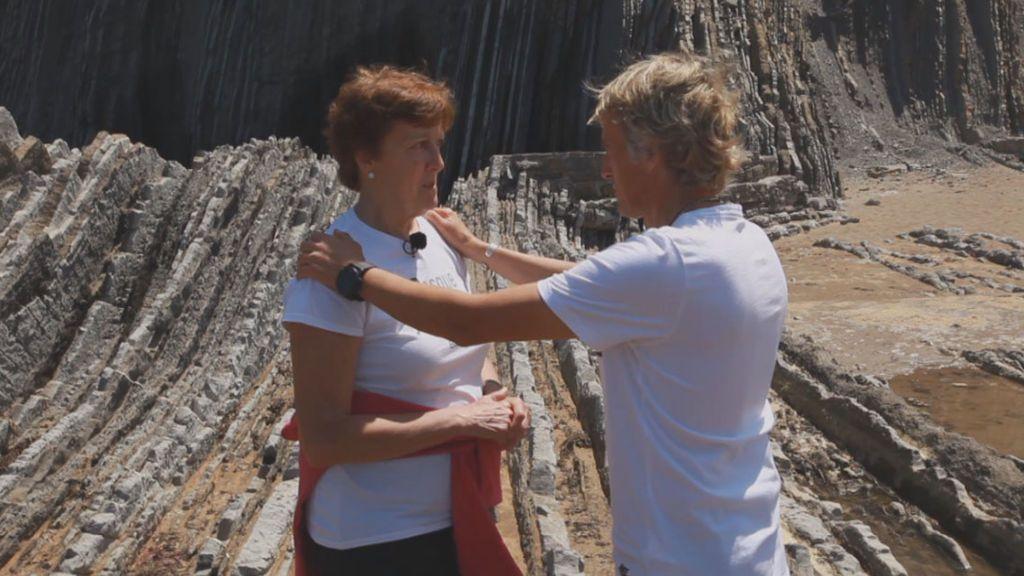 'Juego de Tronos' descubrió al mundo los acantilados del Flysh, en Euskadi, y 'Volando Voy' ayudará a limpiarlos