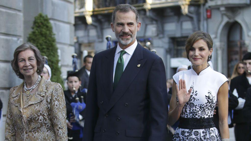 Aciertos y errores en la ceremonia de entrega de los Premios Princesa de Asturias 2017