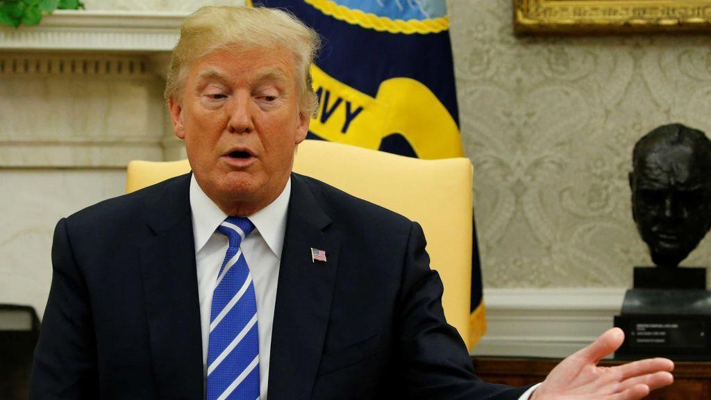 Trump supera en impopularidad a sus nueve predecesores en la Casa Blanca