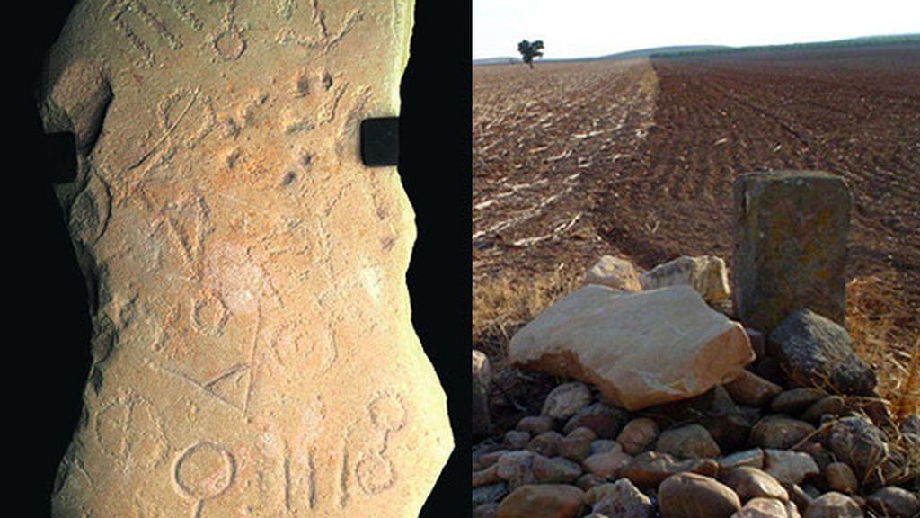 La escritura más antigua de Iberia, ¿en una estela hallada en Córdoba?