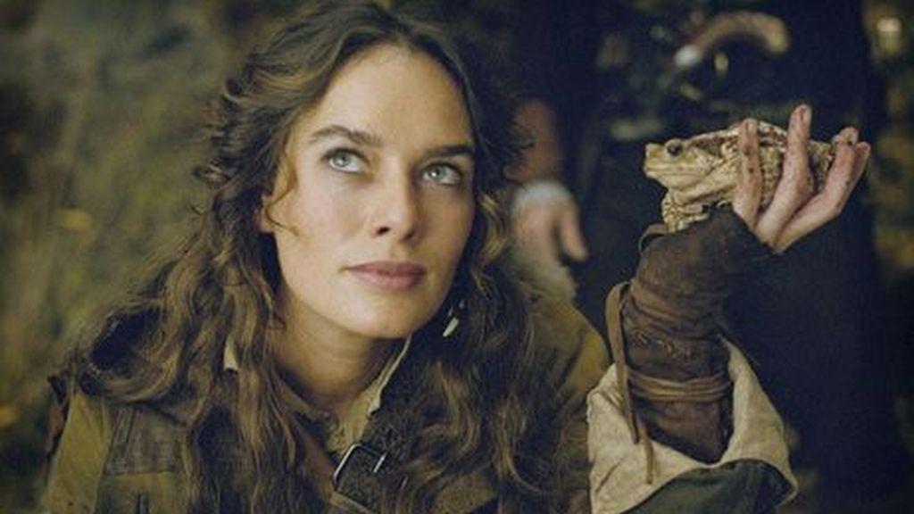 Lena Headey participó en 'El secreto de los hermanos Grimm'