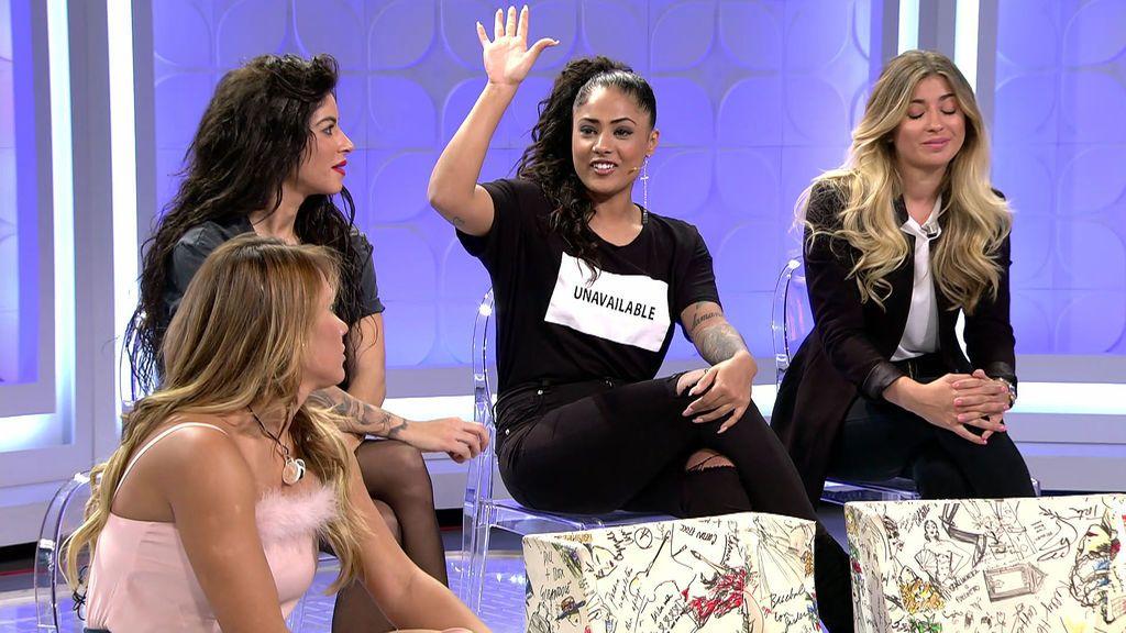 """Jordina: """"Yera me confesó en la cita sin cámaras que Ainhoa era una falsa y que no confiaba en ella"""""""